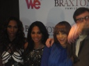 Towanda, Trina, Tamar, & We TV's John Miller
